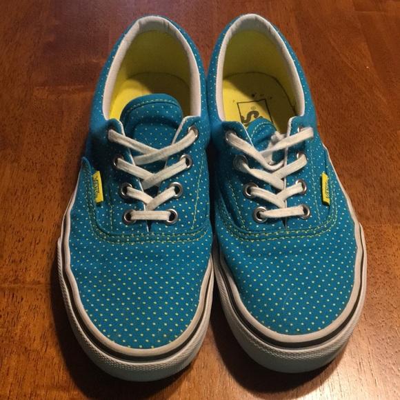 1e566c8d5c Vans Polka Dot Era authentic skate shoe women s 7.  M 5b5c846474359b08b84e5256